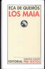 Portada de LOS MAIA