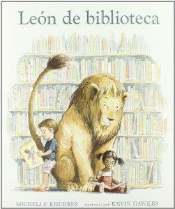 Portada de LEÓN DE BIBLIOTECA