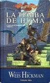 Portada de LA TUMBA DE HUMA (CRÓNICAS DE LA DRAGONLANCE #2)