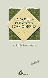 Portada de LA NOVELA ESPAÑOLA POSMODERNA