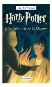 Portada de HARRY POTTER Y LAS RELIQUIAS DE LA MUERTE (HARRY POTTER #7)