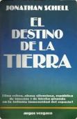 Portada de EL DESTINO DE LA TIERRA