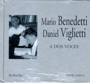 Portada de A DOS VOCES (INCLUYE AUDIO CD)