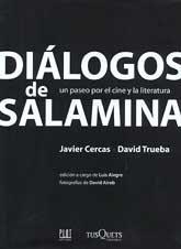 Portada de DIALOGOS DE SALAMINA: UN PASEO POR EL CINE Y LA LITERATURA