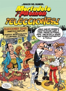 ¡ELECCIONES! (MAGOS DEL HUMOR #179)