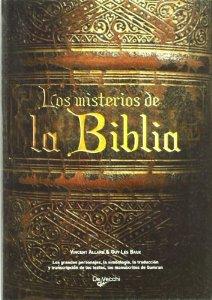 Portada de LOS MISTERIOS DE LA BIBLIA