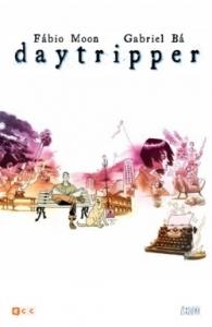 Portada de DAYTRIPPER