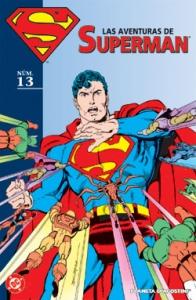 LAS AVENTURAS DE SUPERMAN Nº 13