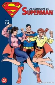 LAS AVENTURAS DE SUPERMAN Nº 14
