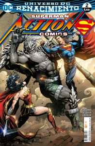 SUPERMAN. ACTION COMICS 2 (RENACIMIENTO#2)