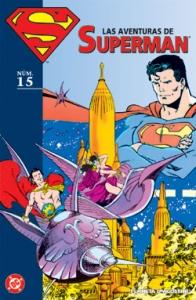 LAS AVENTURAS DE SUPERMAN Nº 15