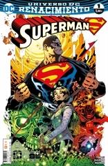Portada de SUPERMAN (RENACIMIENTO)