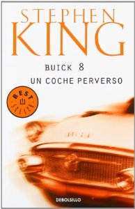 Portada de BUICK 8. UN COCHE PERVERSO