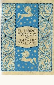 Portada de EL EL LIBRO MÁGICO DE EDMUND DULAC
