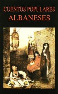 Portada de CUENTOS POPULARES ALBANESES