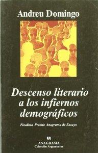 Portada de DESCENSO LITERARIO A LOS INFIERNOS DEMOGRÁFICOS