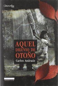 Portada de AQUÉL DILUVIO DE OTOÑO