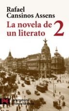 Portada de LA NOVELA DE UN LITERATO 2 (1914-1921)