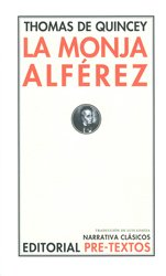 Portada de LA MONJA ALFÉREZ