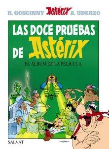 LAS DOCE PRUEBAS DE ASTÉRIX (ASTÉRIX #24)