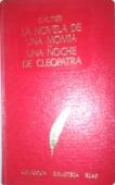 UNA NOCHE DE CLEOPATRA - LA NOVELA DE LA MOMIA