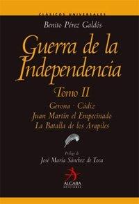 GUERRA DE LA INDEPENDENCIA, TOMO II