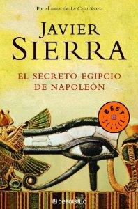 Portada de EL SECRETO EGIPCIO DE NAPOLEÓN
