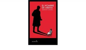 Portada de EL HOMBRE DE ARENA