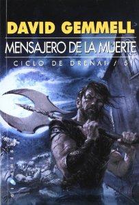 Portada de MENSAJERO DE LA MUERTE (CICLO DRENAI #7)