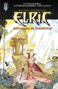 Portada de ELRIC: PORTADORA DE TORMENTAS
