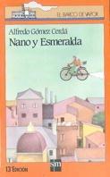 Portada de NANO Y ESMERALDA