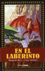 Portada de EN EL LABERINTO (EL CICLO DE LA PUERTA DE LA MUERTE #6)