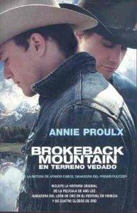 Portada de BROKEBACK MOUNTAIN: EN TERRENO VEDADO