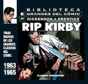 BIBLIOTECA GRANDES DEL CÓMIC. RIP KIRBY 11 (RIP KIRBY#11)