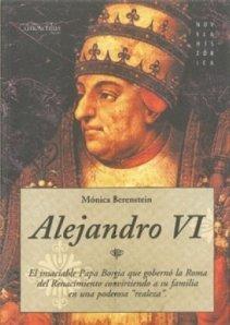 Portada de ALEJANDRO VI