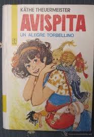 Portada de AVISPITA, UN ALEGRE TORBELLINO (AVISPITA #1)