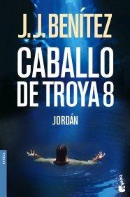Portada de JORDÁN (CABALLO DE TROYA #8)
