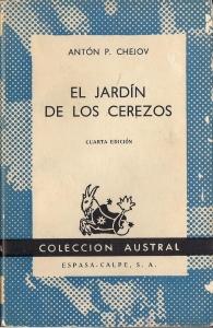 Portada de EL JARDÍN DE LOS CEREZOS (EL HUERTO DE LOS CEREZOS)