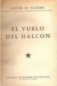 Portada de EL VUELO DEL HALCÓN