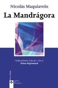 Portada de LA MANDRÁGORA