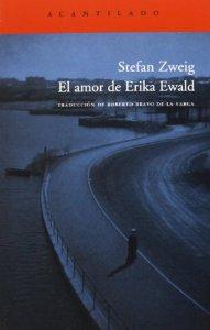 Portada de EL AMOR DE ERIKA EWALD
