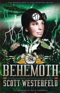 BEHEMOTH (LEVIATHAN # 2)