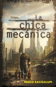 Portada de LA CHICA MECÁNICA