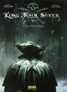 Portada de LADY VIVIAN HASTINGS (LONG JOHN SILVER#1)