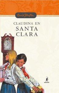 Portada de CLAUDINA EN SANTA CLARA