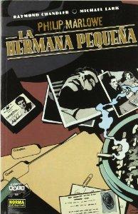 Portada de PHILIP MARLOWE: LA HERMANA PEQUEÑA
