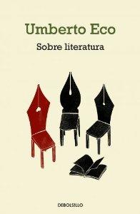 Portada de SOBRE LITERATURA