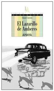 Portada de EL LAZARILLO DE AMBERES