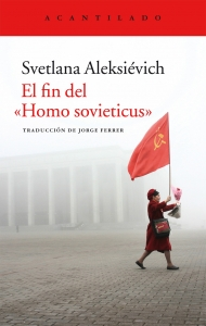 Portada de EL FIN DEL «HOMO SOVIETICUS»