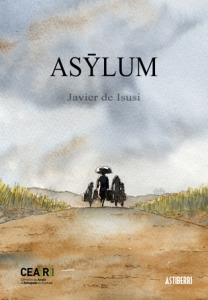 Portada de ASYLUM